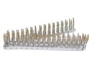 Offex High Density Female Crimping Contacts (100 Pcs Per Bag)