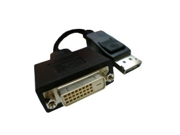 DP (DisplayPort) Male to DVI-D Female Adapter - Converts your DisplayPort port to DVI