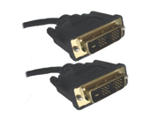 DVI (Digital Visual Interface) Dual Link Cable Male to Male - 2 Meters