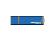 Super Talent 16GB Express Duo USB 3.0 Compact Size Flash Drive (ST3U16EDB-16GB) - Blue