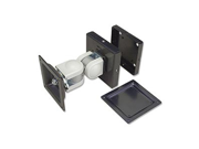 Ziotek LCD Dual Swivel Mount For Wall And Track System