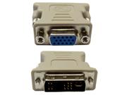 Offex DVI Analog Male / VGA (HD15) Female Video Adaptor