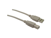 Offex USB 2.0 Printer/Device Cable, Type A Male to Type B Male, 15 foot