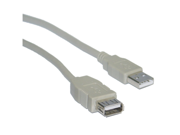 Offex USB 2.0 Extension Cable, Type A Male to Type A Female, 15 foot