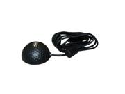 Cable Wholesale USB Desktop Extension with Ferrite, Black, 6 foot
