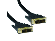 Cable Wholesale DVI-D Single Link Cable, DVI-D Male, 1 meter (3.3 foot)