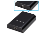 Cable Wholesale USB 3.0 Super Speed HDMI Adapter / Converter with Audio, Also works with USB 2.0 High Speed