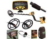 Garrett Ace 250 Metal Detector Sports Treasure Hunter Package And Pro-Pointer