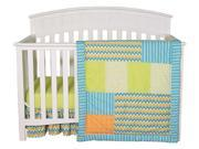 Trend Lab Baby Product And Decorative Accessories Levi 3 Piece Crib Bedding Set