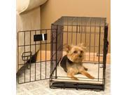 Self Warming Dog Crate Pad - Small/Mocha