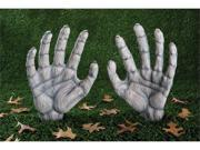 Giant Zombie Hand Lawn Stakes (set of 2)