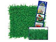 Green Grass Tissue Mats (2 count)