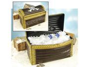 Pirate Chest Inflatable Cooler