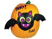 Bat Pumpkin Decorating Kit