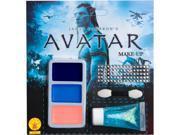 Avatar Movie Navi Avatar Make-Up Kit Rubies 19897