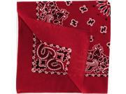 Red Bandana - One-Size