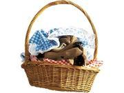 Basket with Wolf's Head - Little Red Riding Hood Costumes