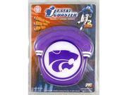 Kansas State Wildcats Jersey Coaster Set