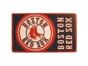 Boston Red Sox Welcome Mat