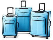 American Tourister Pop 3-Piece Expandable Spinner Upright Set