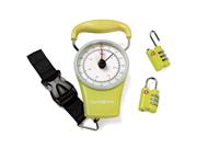 Samsonite Travel Accessories Scale & Lock Kit Gift Set
