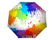 Haas-Jordan 64 Inch Loudmouth Drop Cloth Umbrella