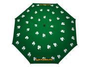 Haas-Jordan 64 Inch Loudmouth Shamrock Umbrella