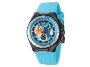 TechnoMarine Cruise Chronograph Blue Camouflage Dial Mens Watch 110071