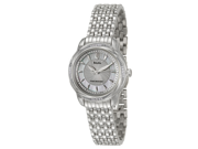 Bulova Precisionist Mother of Pearl Dial Ladies Watch 96R153