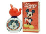 MICKEY MOUSE by Disney EDT SPRAY 1.7 OZ for MEN