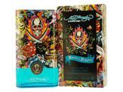ED HARDY HEARTS & DAGGERS by Christian Audigier EDT SPRAY 3.4 OZ for MEN