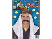 Arab Adult Costume Headpiece