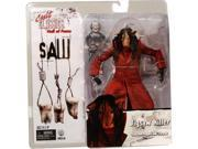 """Saw Jigsaw Killer 7"""" Figure With Pig Mask From Saw 3"""