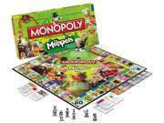 The Muppets Collectors Edition Monopoly Boardgame