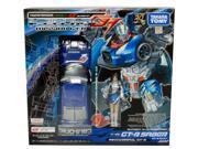 Transformers Takara GT-R Saber Blue Nissan