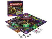 Monopoly Teenage Mutant Ninja Turtles Board Game