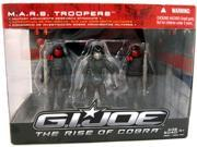 "Gi Joe 3.75"" Preview 3-Pack Mv Single Mars Trooper Case Of 12"