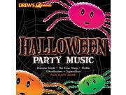 Halloween Kids Party Music Cd