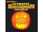 Ultimate Halloween Party Music Cd