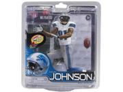 McFarlane NFL Series 30 Figure Calvin Johnson Collector Level Variant
