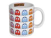 Pac-Man Ghost Coffee Mug