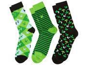 Minecraft Socks Youth 3-Pack