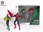 """DC Comics 3 3/4"""" Green Lantern Action Figures: John Stewart and Atrocitus (NY..."""