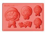 One Piece Luffy New World Version Silicone Ice Tray