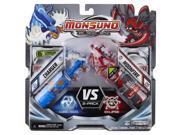 Monsuno Core Combat 2 Pack #1: Charger Vs Moonfire