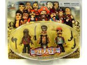 Pirate Mez Itz Figure Pack Of 3 Set D