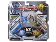 Monsuno Core Combat  2 Pack #1: Evo Vs Driftblade