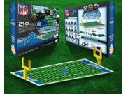 Detroit Lions NFL OYO Figure and Field Team Game Time Set