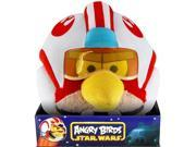 "Angry Birds Star Wars Wave 2 Plush 16"" Luke With Helmet"