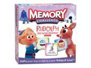 Memory: Rudolph The Red Nosed Reindeer Board Game